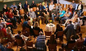 Kruhová konference k tématu firemní kultura a spolupráce aneb změna paradigmatu v podnikání